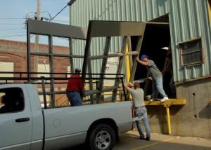 Loading Truck Sidelites